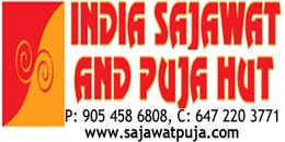 India Sajawat and Puja Hut